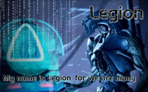 Legion by Human-Specter