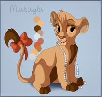 Makayla by Kitchiki