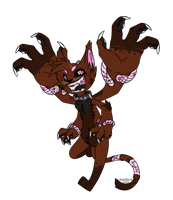Virus Cat adopt 3 Closed by Abissh