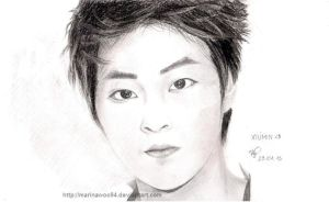 XiuMin by MarinaWoo94