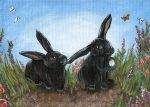 Sweet Bunnies by sobeyondthis
