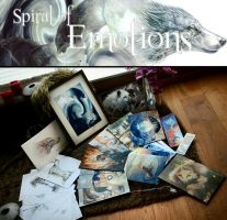 Spiral of Emotions Artpack by Exileden