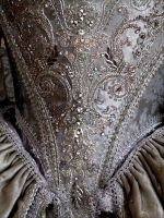 18th century dress by Olivier Henry by April-Mo