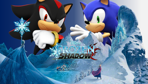 Two Sisters Two Rivals (Special Wallpaper) by Elsa-Shadow