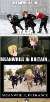 Meanwhile in Hetalia by BlackAndWhiteTiger