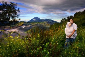 Ulil and Dira by fendra