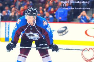 Gabe landeskog edit   by Musicislove12