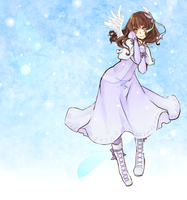 Winter Amiena by SweetieMoon