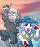 Trainers by mogstomp