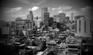 Downtown San Fran by Meagan-Marie