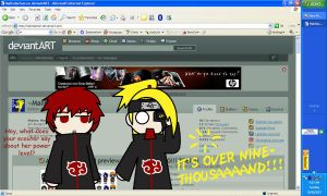 Thanks for 9000 hits by Malindachan