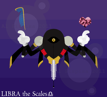 LIBRA the Scales by GameRat514