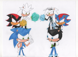 SSS and JJJ by sonic4ever760