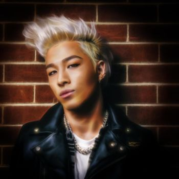 Taeyang Flow by Exo-Grafitti