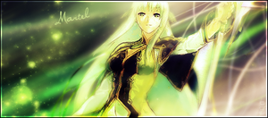 Tales of Symphonia: Martel by iTinkerego