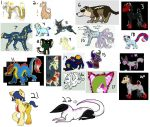 Adoptables by adoptables157