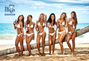 Chicas Polar 2012 by askine
