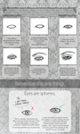Simple eye tutorial. by vexnir