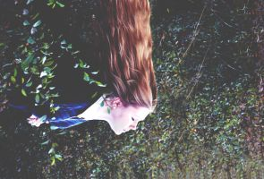 She is lost in her own little world by emmaamaay