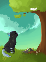 Hduck Commission :speedpaint: by xx-shooting-stars-x