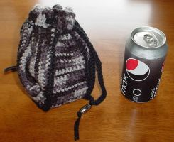 Dice Bag Perspective by ArielManx