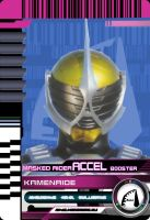 Final Kamen Ride Accel Booster by Mastvid