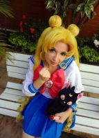 GO GO Usagi-chan by renataeternal