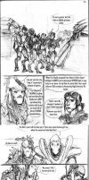 StarCraft fan comic - Dumb romance by Oyee