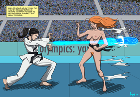 Old: The Olympics, except not. by legmuscle