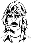 George Harrison by gavcam