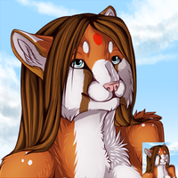 Icon Trade with Saetia From FA by Riokou