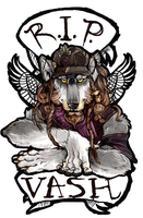 RIP Vashwolf by Anarchpeace