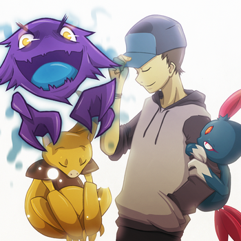 Pokemon Trainer by Consolee