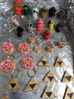 More Keychains for SNAFU by Unisamas