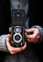 old rolleicord by uritis