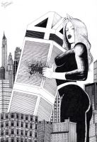 Invisible Woman by Marcos-Snowbell
