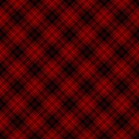 Seamless Plaid 0029 by AvanteGardeArt