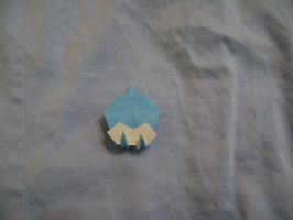 Origami Seel by FroggyDreams
