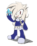 -RQ 2- .:Sonic Channel Sketch:. Lotte by Jewel-Shapeshifter