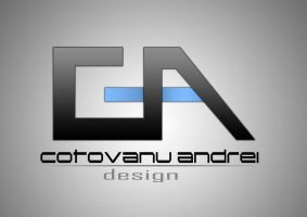 Cotovanu Andrei Logo by andr3ytp