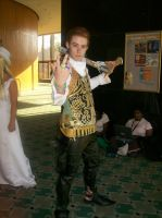 THE Balthier cosplayer by RoxyRoo
