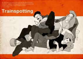 Trainspotting by craproy