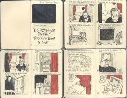 Storyboard Parts 1-4 by grthink