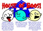 "The Cast Of ""House Of Boos"" by Redhead64"