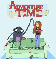My own adventure time!! by ViolePandora
