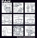Comic || PAN. by Mental-D-Andrew
