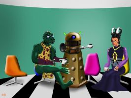 The Green Room by hyperjet
