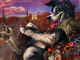 Wish You Were Here by kenket