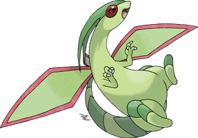 Flygon v.2 by Xous54