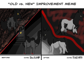 Improvement Meme by Blaisie